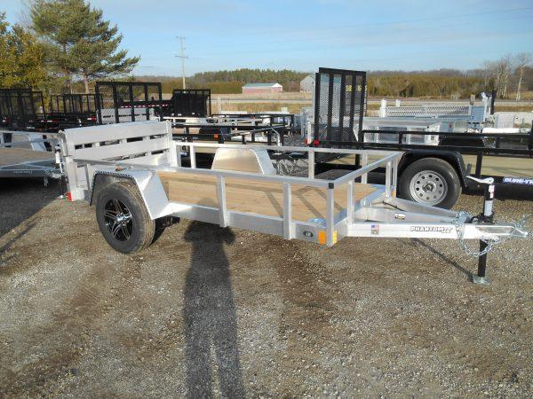 Aluminum Utility Trailers